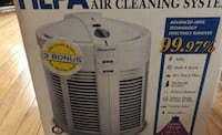 Air cleaning system (w extra filter) Great Falls, 22066