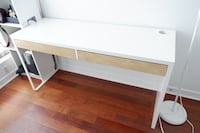 Ikea Office desk and chair set Vancouver, V6E