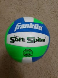 New Franklin Sports Official Soft Spike Volleyball College Station, 77840