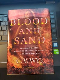 Blood and Sand by C. V. Wyk