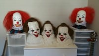 Pennywise Bust's (Lifesize) 4 Sale Airdrie, T4B