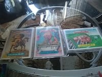 Garbage pail kids collec. Cards