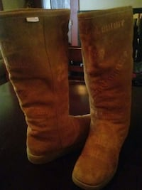 Juicy Couture boots 706 mi