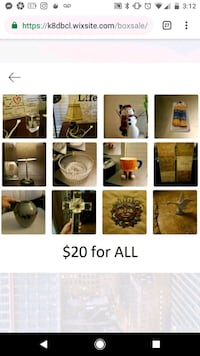 Lamp glass and accesories  Pinellas Park