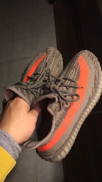 Yeezy 350 boosts (sample versions) 541 km