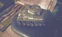 Army tank toy Canton