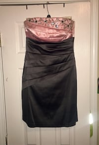 Pink Strapless Dress size 6 Perfect for The Oaks Louisville, 40242