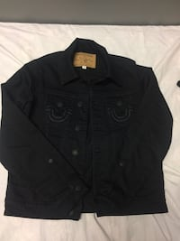 True Religion jean jacket size small Toronto, M9N 1V8