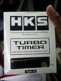 HKS turbo timer Washington, 20012
