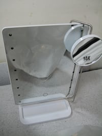 MIRROR WITH LED LIGHTS KITCHENER