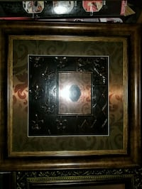 brown wooden framed wall decor Baltimore