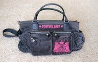Fancy Juicy couture Diaper Bag   Folsom, 95630