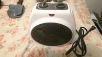 Space heater with safety shut off feature  Edmonton, T5X 3W7