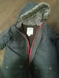 Oshkosh youth size 6 new winter jacket