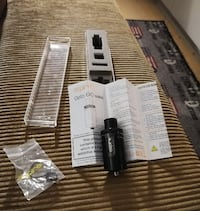Authentic Aspire Cleito EXO Sub Ohm Tank Clearomizer (TPD Version)