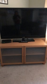 52 inch Tv and stand, LCD HDTV. Edmonton, T5T 2C6