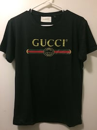Black Cotton UA Gucci Shirt London, N6K 3N1