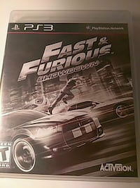 Fast & Furious ps3 game Middle River, 21220