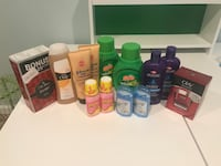 Personal and household products 53 km