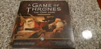 Game of Thrones board game, new! Toronto, M2N 7J6