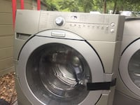 white front-load clothes washer Wesley Chapel