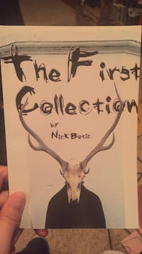 The First Collection by Nick Botic book
