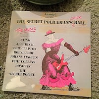 The Secret Policeman's Other Ball Record 1982  Toronto, M6C 3M8