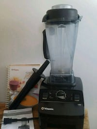 Vitamix blender  Division No. 11, T8E