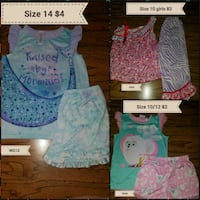 Big girl pjs Erath, 70533