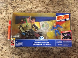 NEW Superman Toy in Box