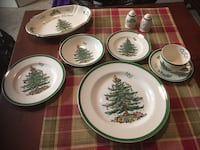 Spode Christmas China holidays around the corner