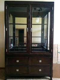 Cherry and Glass Hutch Alliance, 44601