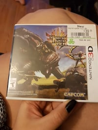 Monster Hunter 4 ultimate for 3DS Delta, V4C 3L4