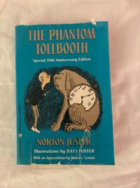 The phantom toolbooth by norton juster book Elk River, 55330