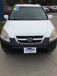2004 Honda CR-V 4WD EX Auto GUARANTEED APPROVAL Des Moines