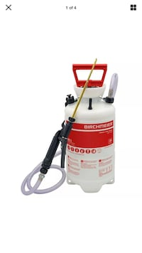 The Birchmeier DR-5 Professional Powder Duster