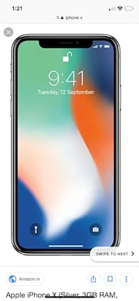 iphone x 256 brand new not activated yet Brampton, L6S 6L6