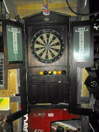 black and yellow dart board Jerome, 49249