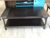 Coffee table and 2 end tables Woodland, 95695