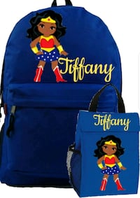 Personalized bookbags and lunchboxes  Winston-Salem, 27105