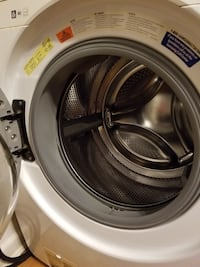 white front-load clothes dryer Arlington, 22206