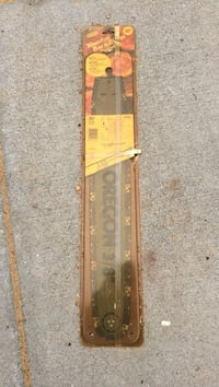 "Oregon 3/8"" x 20"" chainsaw bar and chain"