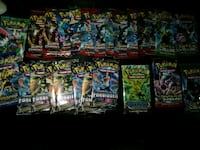 24 packs of Pokemon cards Medford, 97501