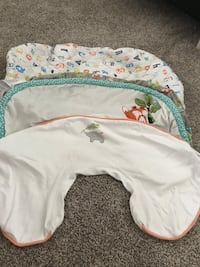 Boppy covers and Land of Nod changing pad cover Los Alamitos, 90720