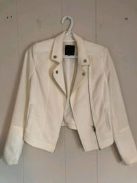 white button-up jacket Brampton, L6Y 3M8