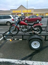 Honda Rebel 1985 Sharpsville, 16150