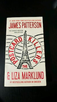 The Postcard Killers by James Patterson Edmonton, T6X 0Z4