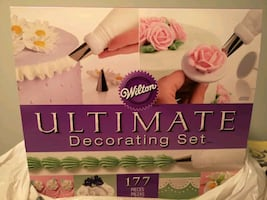 Wilton, decorating set