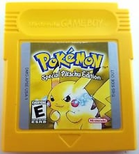 Pokemon Yellow - Gameboy Toronto