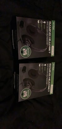 Xbox 360 Gaming Headsets Both For $10 or 1 for 5